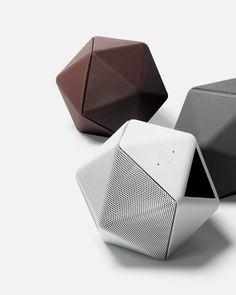 Boom Boom speaker by Mathieu Lehanneur for Binauric 2
