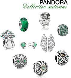 Pandora charms fall 2013