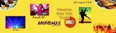 Hawaiian New Year Night 2015 in Chennai on December 31, 2014