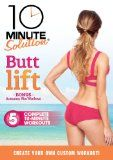 10 Minute Solution: Butt Lift by Christine Bullock. Also see Fitness For The Rest of Us for a review of this DVD.