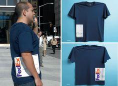 Los 30 diseños más creativos de camisetas
