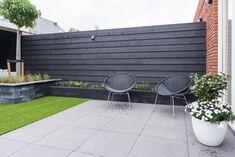 Fence Design, Garden Design, House Design, Outdoor Sofa, Outdoor Furniture Sets, Outdoor Decor, Garden Buildings, City Living, Simple House