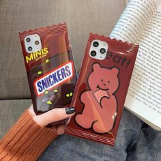 Funny Phone Case For max Kawaii Phone Case, Funny Phone Cases, Iphone Cases Disney, Diy Phone Case, Iphone Phone Cases, Iphone 7, Best Phone Cases, Photo Phone Case, Aesthetic Phone Case