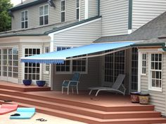 Exterior Retractable Awning Roof With Cost Of A Also Installing And 12