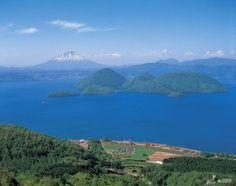 Lake Toya, Japan