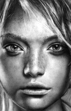 Ultra Realistic Portrait Drawings