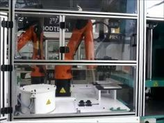 Modtech KAWAS - Automated Wax Assembly System