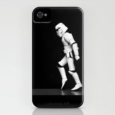 I wish I had an iPhone so I could get this Stormwalking Stormtrooper