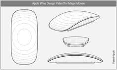 5 - magic mouse design win for apple inc oct 2010