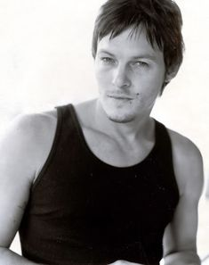 Duck-face? I'll let it slide because you're hot and Norman Reedus.