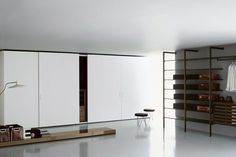 SCANDINAVIAN BEAUTY: STORAGE  WARDROBE / DESIGN LISSONI P. - C.S. PORRO / BY PORRO / STORAGE  | #designbest #magazine #interior #design #nordic |