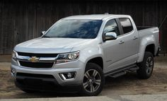 First Spin: 2016 Chevrolet Colorado Diesel | The Daily Drive ...