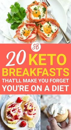 20 Quick + Easy Keto Breakfast Recipes That'll Start Your Fat-Burning Day Off Right