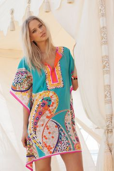 Love this Trina Turk tunic!