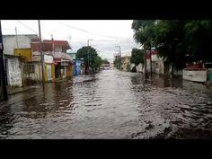 Fuertes inundaciones en Veracruz