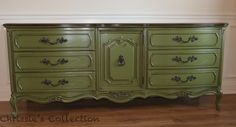 French Provincial dresser by Chrissie's Collection