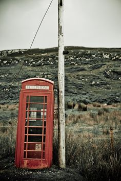 Telephone, Scotland