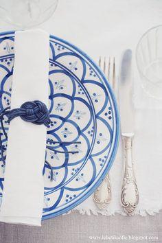 Blue & White porcelain tableware bordado à mão | A mesa com charme | Page 2