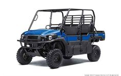 """New 2017 Kawasaki MULE PRO-FXT EPS ATVs For Sale in Oklahoma. 2017 Kawasaki MULE PRO-FXT EPS, In addition to the strength and power of the MULE PRO-FXTâ""""¢ side x side, the EPS version has Electric Power Steering that self-adjusts to deliver optimal steering assistance based on speed."""