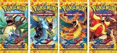 Pokemon Flashfire XY Booster Box