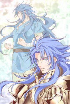Kanon and Gemini Saga