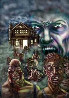 Charnel Zombies by bloodedemon.deviantart.com on @deviantART