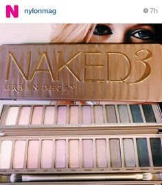ITS REAL!!! Naked palette 3!!!
