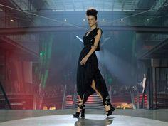 Vivienne Westwood, 2014 Spring/Summer, 2013 Paris Fashion Week.