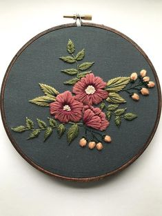 Ribbon Embroidery For Beginners Hand Embroidery Kit for Beginners
