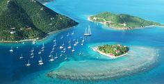 Caribbean stories... #Tortola #YachtcharterKaribik #YachtcharterTortola