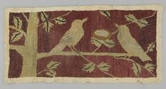 """Hooked Rug Place Made: North America: Canada, Central Canada, Quebec, Eastern Townships Period: Late to early century Date: c 1900 Denise Hill-Crose via Maria Barton onto """"Worms n' Hooks & Wooley things""""(hooked rugs) Textile Museum, Textile Art, Burlap Rug, Rug Inspiration, Hand Hooked Rugs, Penny Rugs, Traditional Rugs, Wool Applique, Rug Hooking"""