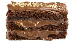 Dan Lepard's chocolate brandy layer cake recipe A boozy, chocolately cake that makes a real festive treat Layer Cake Recipes, Dessert Recipes, Desserts, Dessert Ideas, National Chocolate Cake Day, Crockpot, Hummingbird Bakery, Campbells Recipes, Yummy Treats