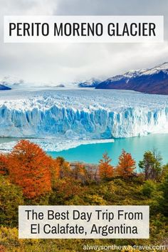 Located in Argentina's Patagonia, Perito Moreno Glacier is a beautiful place for both nature and adventure. Here is my guide on how to get to this glacier, things you can do there and travel tips.