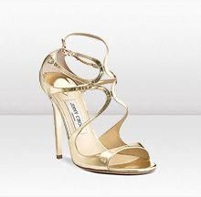 51f6a52758a Lance by Jimmy Choo - These mirror leather metallic sandals are the perfect  strappy evening sandals. Team with an Adunni Designs clutch for red carpet  ...
