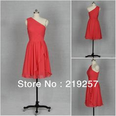 Free Shipping R001 Red Chiffon One Shoulder Bridesmaid Dress Patterns $84.00 http://www.aliexpress.com/item/Free-Shipping-R001-Red-Chiffon-One-Shoulder-Bridesmaid-Dress-Patterns/785257989.html?src=sns=feedback_coupon=y=sS%2BOc2iERqo%3D