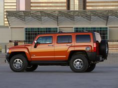 2005 hummer h2 - pictures