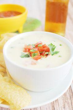 Restaurant-Style Queso Blanco