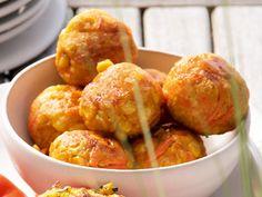 #Alnatura #Fingerfood: Karotten-Maisbällchen