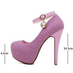 dopo sapatos femininos todos os sapatos de salto alto jogo – BRL R$ 71,79