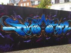 Danish graffiti from Swarm