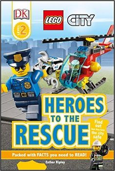 In our house, anything Lego is well-loved…even if it is a Lego book! My son especially loves all things Lego so when he caught wind of a new DK Reader, he was immediately ready to sit down an…