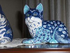 Çini Kedi