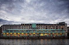Stunning Copenhagen restaurant aesthetics: Inside Claus Meyer's Copenhagen Complex, The Standard