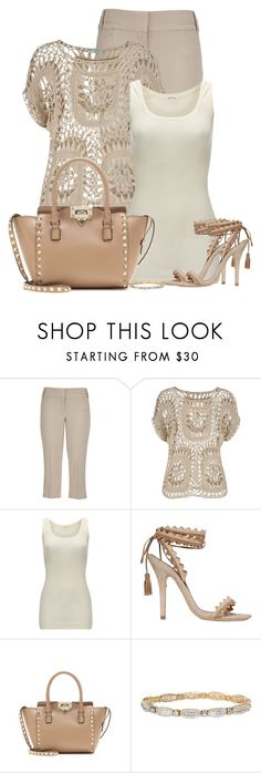 """""""Untitled #486"""" by denise-schmeltzer ❤ liked on Polyvore featuring maurices, American Vintage, Etro and Valentino"""