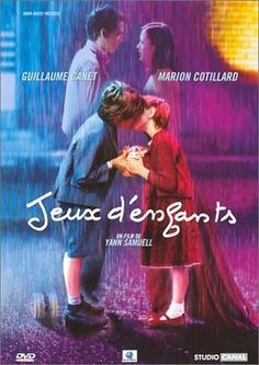 Love Me If You Dare (Jeux d'Enfants). Starring Guillaume Canet & Marion Cotillard. Directed by Yann Samuell.