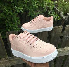 Shoes on light peach custom nike air maxlight peach custom nike air max Cute Sneakers, Shoes Sneakers, Men's Shoes, Dance Shoes, Trendy Shoes, Casual Shoes, Shoes Style, Sneakers Fashion, Fashion Shoes