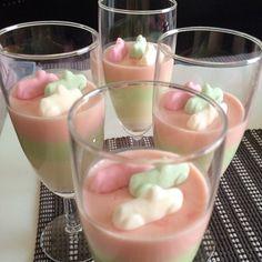 Pudding Desserts, Fika, Mousse, Tart, Candy, Ethnic Recipes, Recipes, Pie