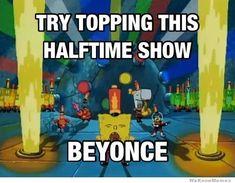 Nobody beats Spongebob....