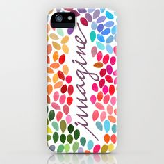 Imagine by Anna Carol & Garima Dhawan iPhone & iPod Case by Garima Dhawan - $35.00
