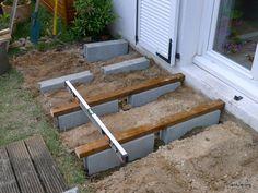 Poser une terrasse en bois